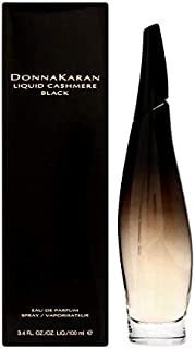 Donńa Káran Liquid Cashmere Black women Eau De Parfum Spray 3.4 OZ./ 100 ml.