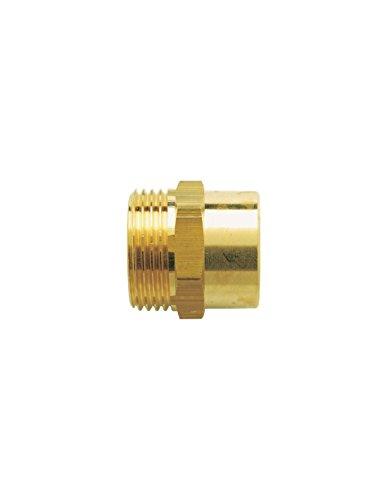 Manchon à visser mâle Raccords - Filetage 20 x 27 mm - Diamètre 16 mm - Vendu par 1