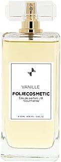 Eau de parfum femme Mon Parfum JB Vanille 100 ml Folie Cosmetic