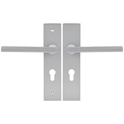 Cerradura de la manija de la puerta del estilo europeo para la sala de estar interior de la sala de estar Puerta mecánica de la puerta de arrastre de la seguridad de la seguridad del hogar Cerradura P