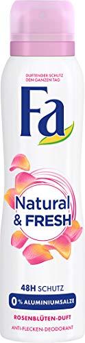 Desodorante en spray Fa
