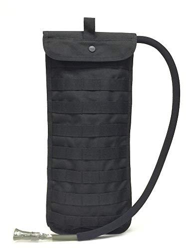 TAC Force S86099BK with Neoprene Tube Cover WebTac Modular Hydration Pack, Black