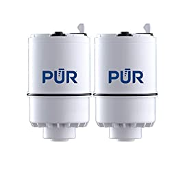 PUR RF3375 Water Filter Replacement for Faucet Filtration Systems, 2 Pack, Multicolor 1 PUR BASIC WATER FILTER REPLACEMENT: PUR's genuine faucet filters are certified to reduce over 70 contaminants, including 99% of lead, so you know you are drinking cleaner, great-tasting water FAUCET WATER FILTER: PUR faucet filters provide 100 gallons of filtered water, or 2-3 months of typical use, before you need a replacement. Only PUR faucet filters are certified to reduce contaminants in PUR faucet filter systems WHY FILTER WATER? Home tap water may look clean, but may contain potentially harmful pollutants & contaminants picked up on its journey through old pipes. PUR water filters, faucet filtration systems & water filter pitchers reduce these contaminants