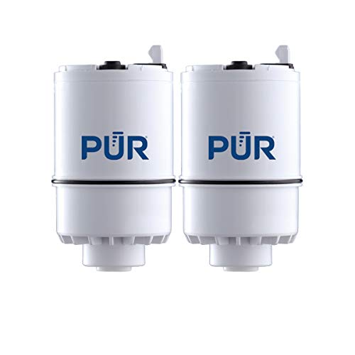 PUR RF3375 Water Filter Replacement for Faucet Filtration Systems, (2 Pack), Multicolor, 2 Count
