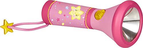 Prinzessin Lillifee Spiegelburg Kinder Taschenlampe 3 Verschiedene Leuchtmodi