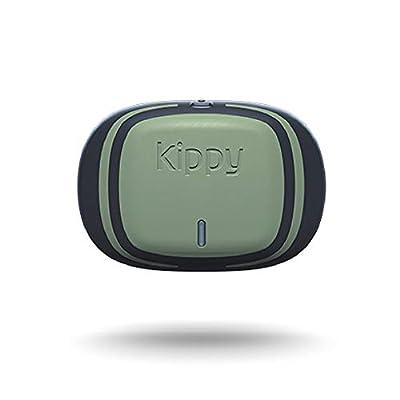 Vodafone Kippy EVO - Monitor de Actividad para Perros y Gatos, con rastreador GPS y Seguimiento de Las Actividades y del Estado de Salud, con Tarjeta SIM Inteligente incluida, Verde