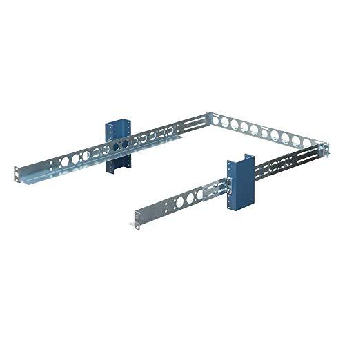 1UKIT-009 TNC Universal Fixed Rail 1U 2POST
