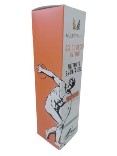 Gel de ducha íntimo para hombre, con extracto de melón (250 ml)