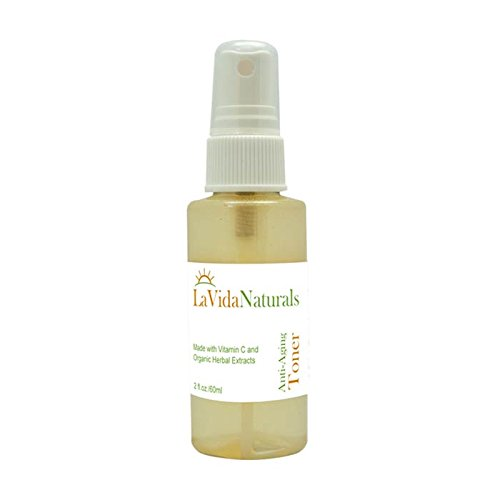 La Vida Anti-Aging Spray Facial Tightens Red Tones Toner- Free Shipping New Ranking TOP13 Skin
