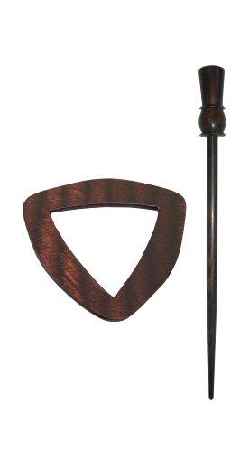 KnitPro Strickschluss, Holz, Multi, 14 cm