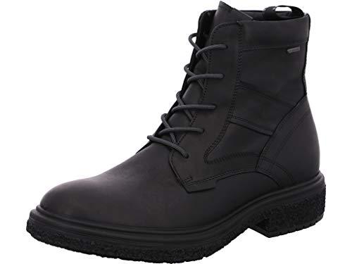 ECCO Herren CREPETRAY HYBRID M Combat Boots, Schwarz (Black 1001), 42 EU