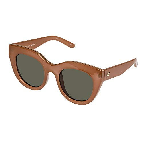 Le Specs. AIR HEART womens CARAMEL eyewear