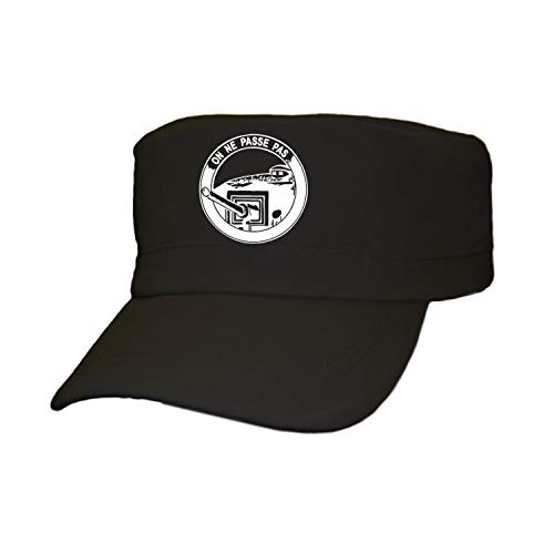 On ne passe pas ligne Maginot forteresse – Bonnet Cap Casquette de baseball # 4609