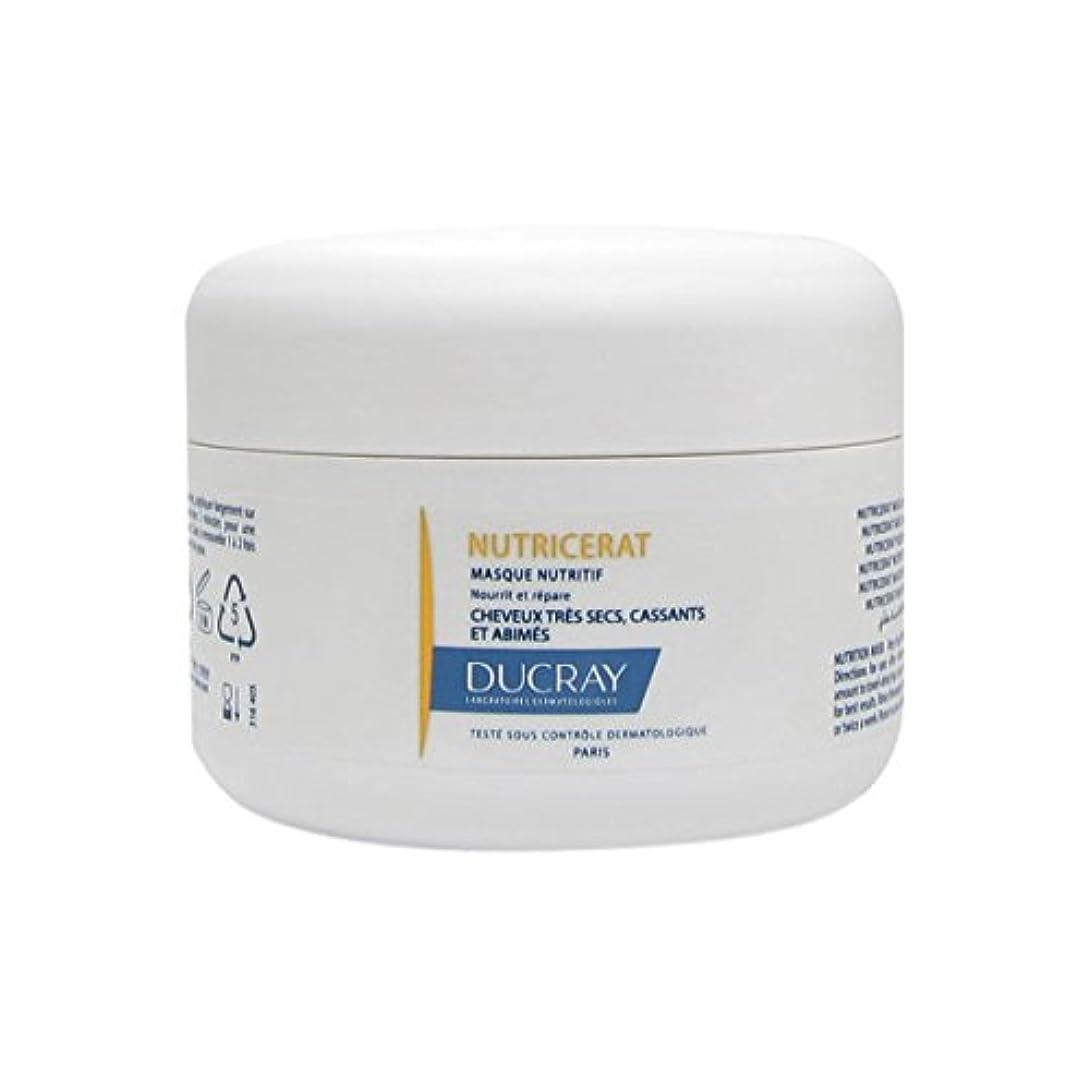 電極石炭ふつうDucray Nutricerat Nutrition Mask 150ml [並行輸入品]