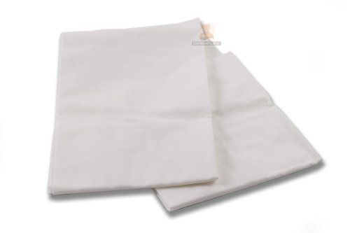 DREHFLEX - Bügeltuch für Bügelmaschine - universal für Walzenbreite 85cm // strapazierfähige Baumwolle