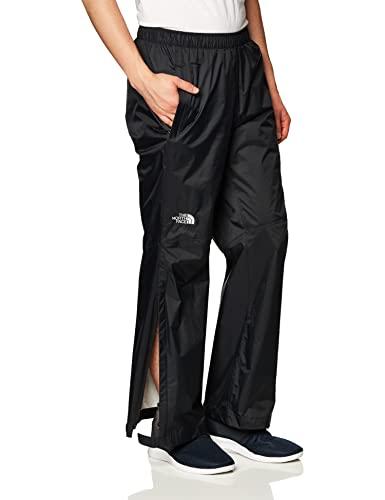 The North Face Men's Venture 2 Half Zip Pant, TNF Black/TNF Black, 2X-REG