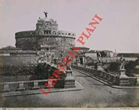 Roma : Ponte e Castel S. Angelo.