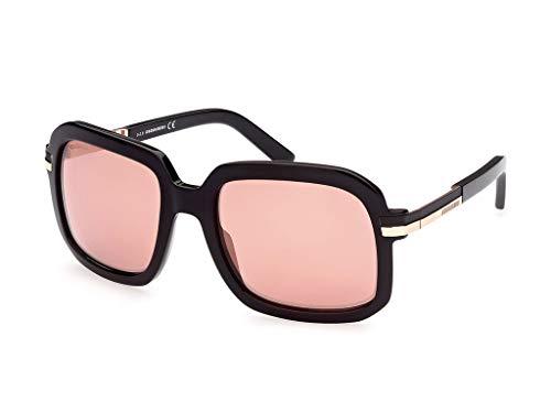 DSquared unisex gafas de sol DQ0351, 01Z, 57