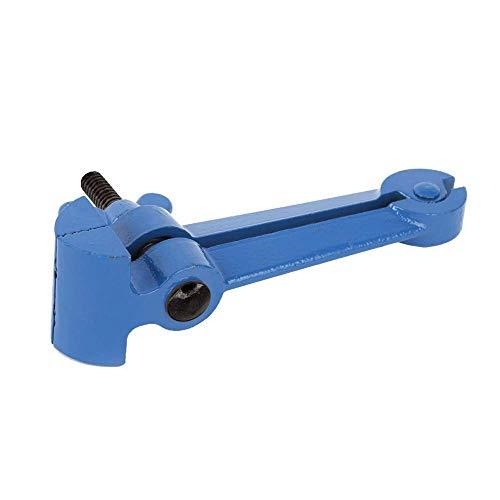 BANANAJOY De mano de Vise, Multi-alicates pequeños for trabajo pesado de mandíbula Vice 40mm de precisión Accesorios Vise for el mecanizado de piezas pequeñas piezas de maquinaria de reparación, trans