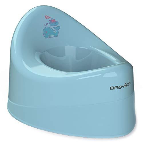 BABYLON orinales infantiles Shell - orinal bebe, wc niños color azul