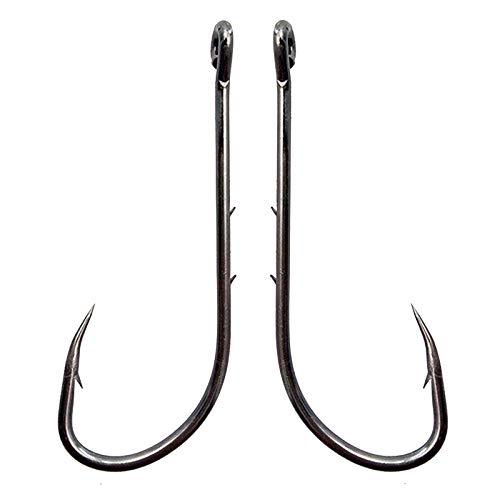 Baitholder Fishing Hooks Long Shank Beak...