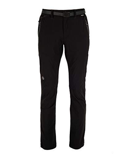 Ternua Fris Pantalon de Montagne pour Homme, Noir, XXL