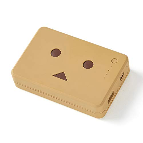 cheero Power Plus Danboard Version 10050mAh PD18W 大容量 モバイルバッテリー (パワーデリバリー対応) 2ポート出力 Type-A Type-C 対応機種へ超高速充電 iPhone, Android AUTO-IC搭載 PSEマーク付 Power Delivery 3.0 対応 AtoCケーブル・CtoCケーブル付 CHE-096 (Milk Choco)