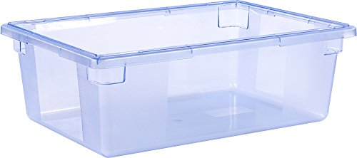 Review Of Carlisle 10622C14 StorPlus Color-Coded Food Box Storage Container Only, 12.5 Gallon, 26″ x 18″ x 9″, Blue (Pack of 4)