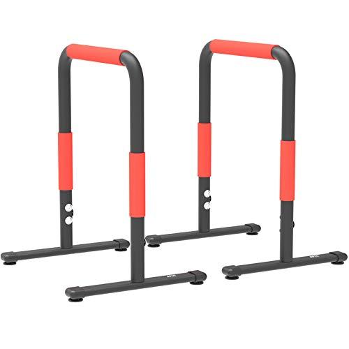 Royal Fitness Dip Bar Station Portable Heavy