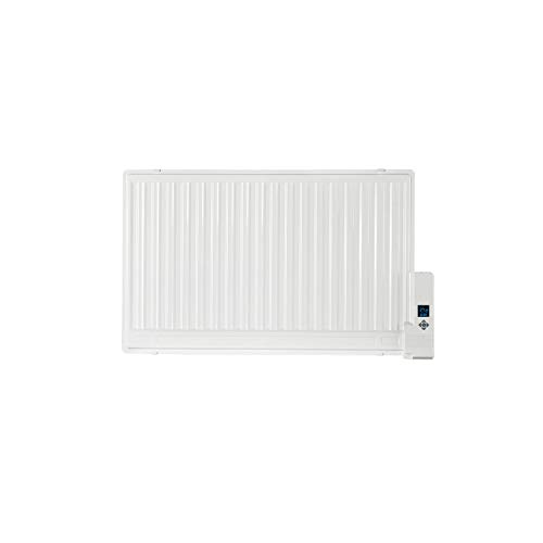 Ultraslim 800W Wall Mountable Oil Filled Radiator with Thermostat and...