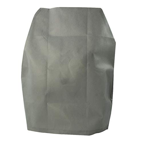 Microscope Dust Cover Grey (Large), 21x23 inch, BoliOptics MA02023201