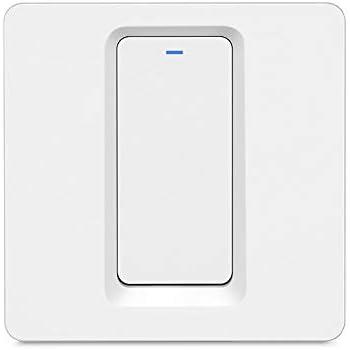 TUYA Smart Life 1//2//3 Gang WiFi Touch Switch Home Wall Light Control for Alexa