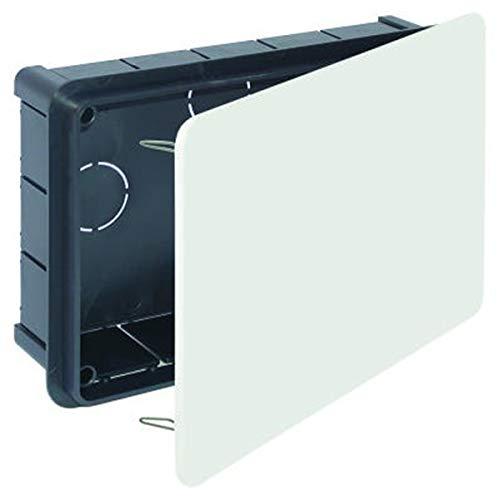 Caja registro electrico empotrar【200x130x60】Con tapa de tornillos