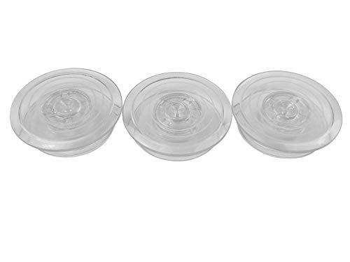Runnertools 3 bobinas de plástico para máquina de coser Singer serie 700 UVM.