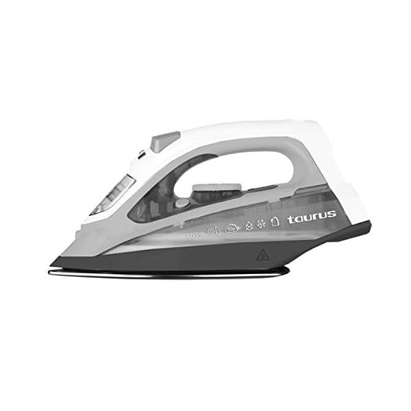 Taurus Ideal Collection PTSIF801 – Plancha de vapor, 2200 W, Golpe
