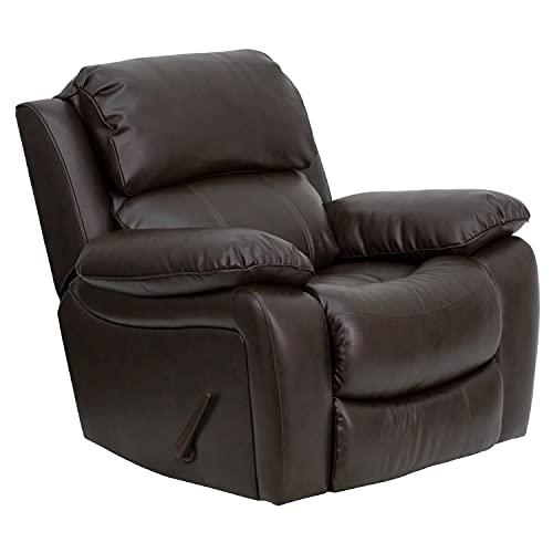 Flash Furniture Brown LeatherSoft...