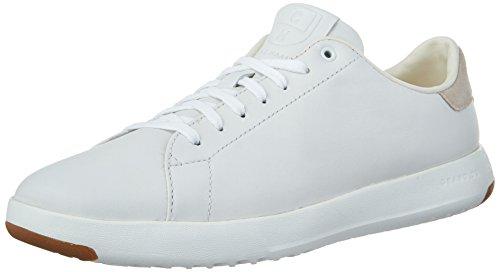 Cole Haan Herren Grandpro Tennis Sneaker, Weiß, 43 EU