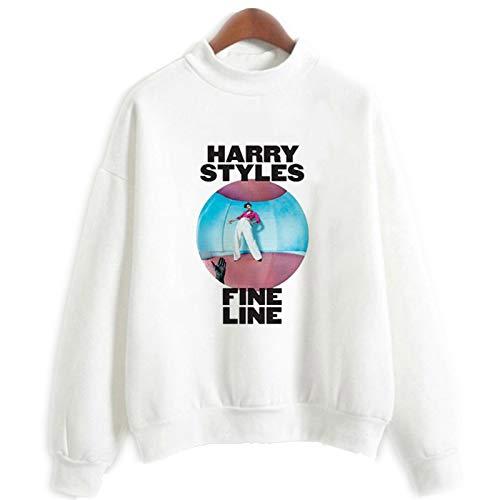 Jersey con Capucha Harry Styles De One Direction Maxi Capucha Dama Casual De Manga Larga,11517,SG