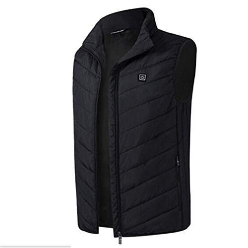 315xmGawpoL. SS500  - AISHANG Electric Heated Vest for Men/Women,USB Rechargeable Heating Gilet Coat Body Warmer Warm Jacket for Winter Skiing…