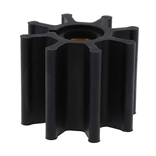 KESOTO Außenborder-Wasserpumpe für Jabsco 92-0001, aus Gummi