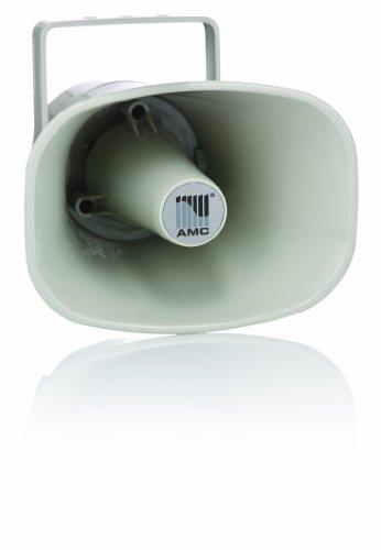 AMC HQ 10 Druckkammer-Lautsprecher weiß