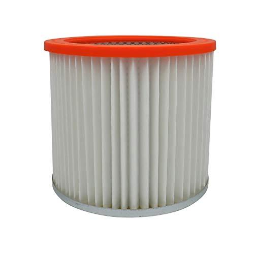 Reinica PES Luftfilter Staubklasse M für Thomas Super 30 Filter Lamellenfilter Staubfilter Rundfilter Absolutfilter Filterpatrone