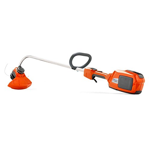 Great Features Of Husqvarna 967022301 36V Cordless Lithium-Ion 13 in. Curved Shaft String Trimmer (B...