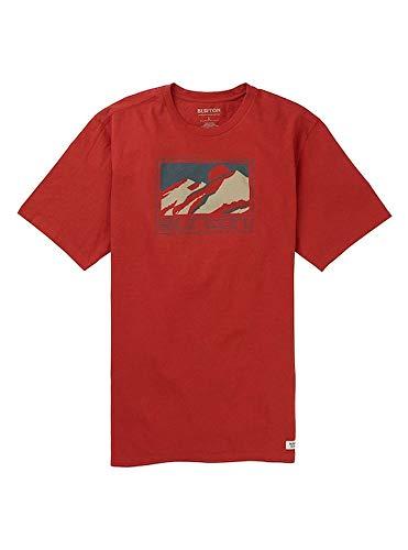 Burton Sledrunner T-Shirt en Coton Biologique, Tandori, Medium