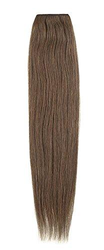 American Dream de qualité Platinum 100% cheveux humains 50,8 cm trame Couleur 30 – Topaze