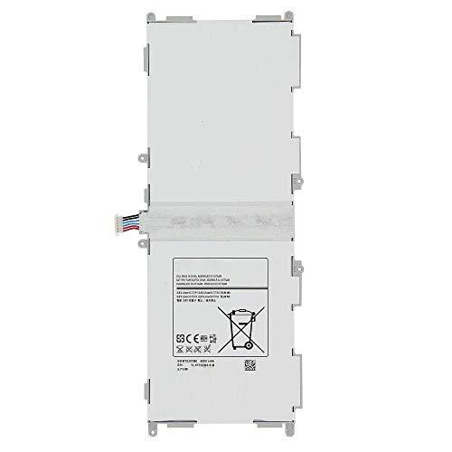 Ellenne Batteria Compatibile con Samsung Galaxy Tab 4 10.1 T530 EB-BT530FBE Alta capacità 6800MAH con Kit SMONTAGGIO Incluso