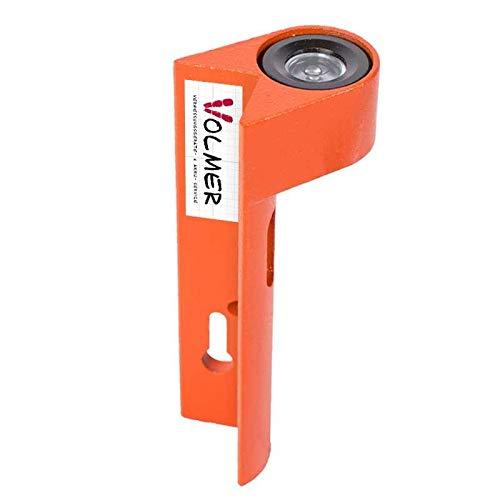 Lattenrichter LR 34 - justierbar, Metall, Messaufgaben im Baubereich, Lotrechtes positionieren