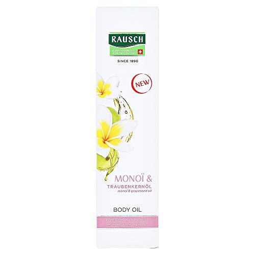 Rausch Monoï BODY OIL für empfindliche Haut, 1er Pack(1 x 100 milliliters)