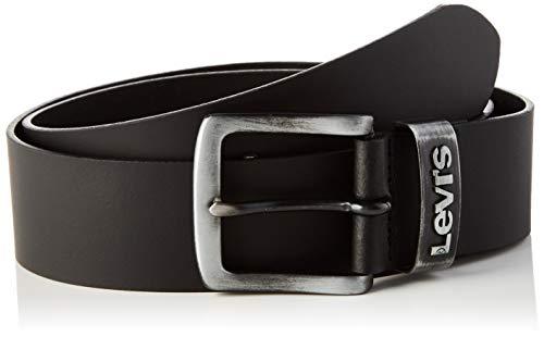 Levi's Pilchuck, Cinturón Hombre, Negro (Regular Black 59), 44 (Talla fabricante: 110)