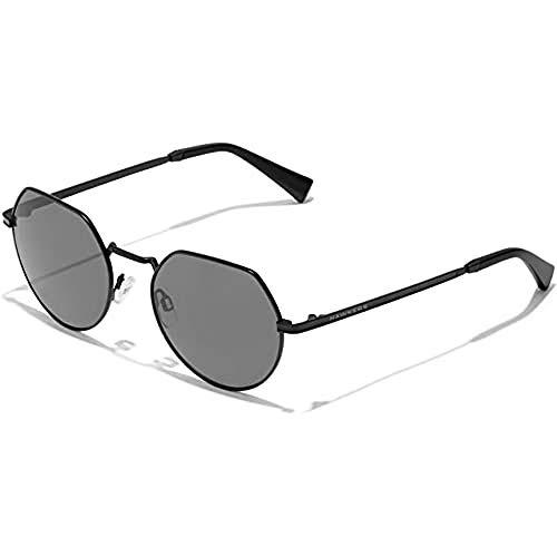 HAWKERS Aura Gafas de Sol, Black, Talla única Unisex Adulto